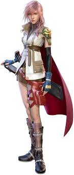 10 Lightning ffXIII Ranking the Final Fantasy Protagonists Gaming