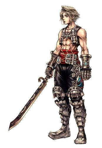 11 Vaan ffxii 1 Ranking the Final Fantasy Protagonists Gaming