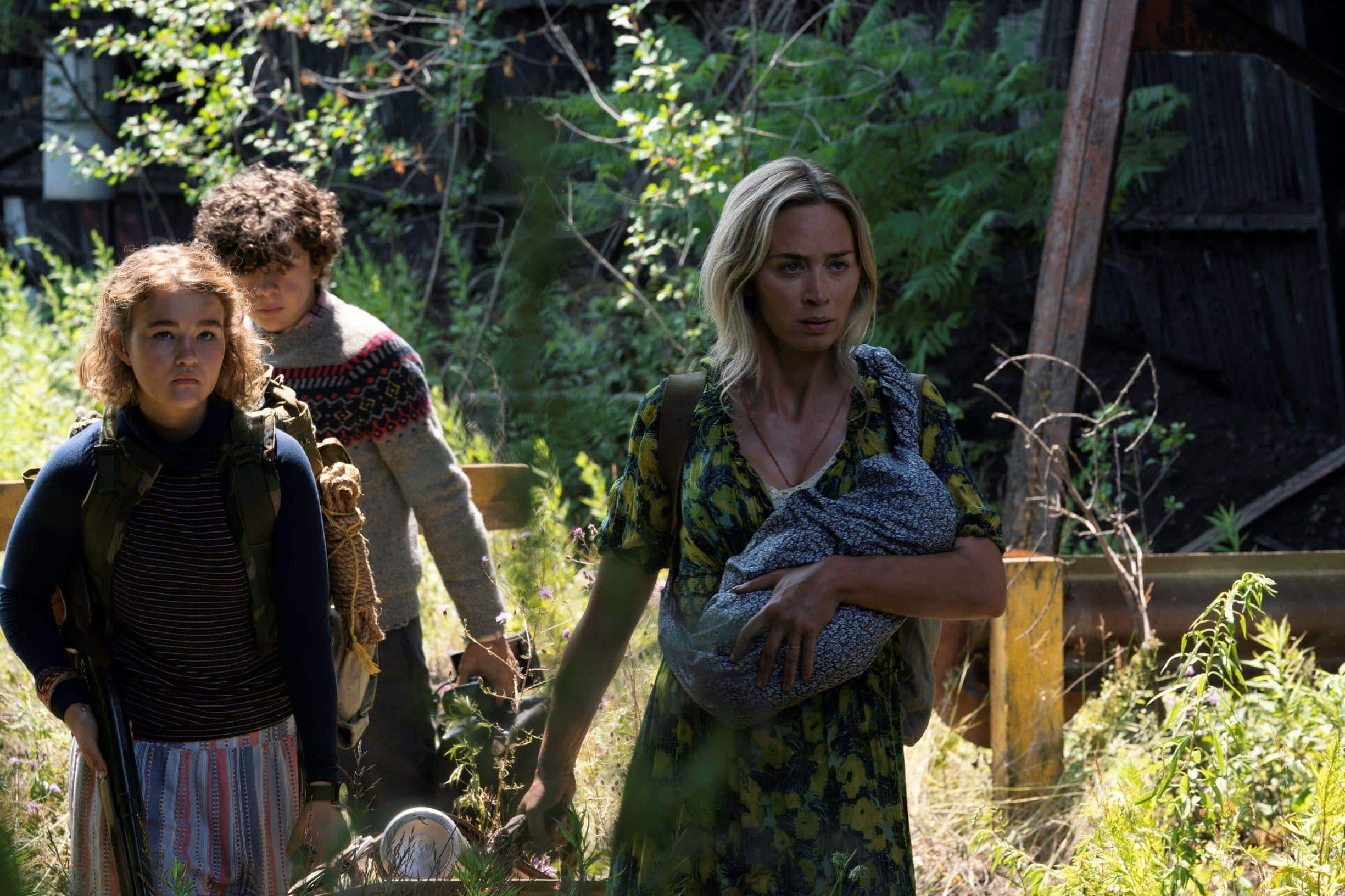 AQP2 03710R 004.. Win Tickets To An Early Screening Of A Quiet Place II - CANCELLED Competitions