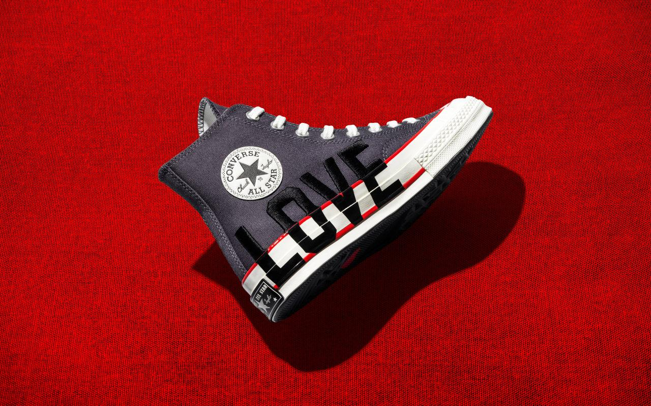 Converse Kicks off Love Fearlessly Campaign with Archive Launch