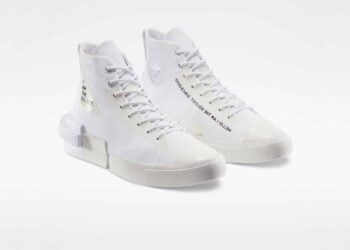 Converse X TheSoloist Drops for Third Collection with Disrupt CX Sneaker