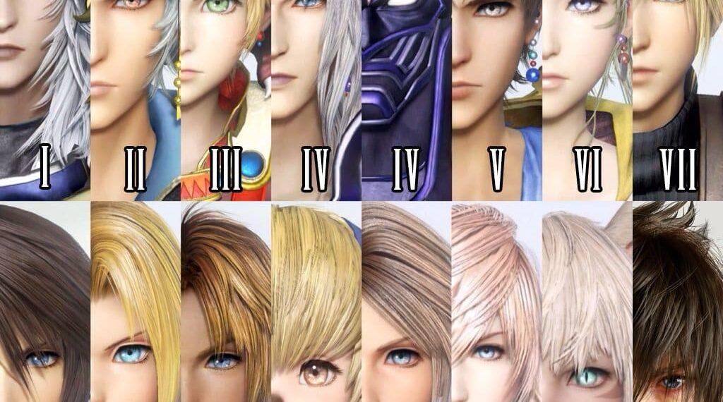 Final Fantasy protagonists