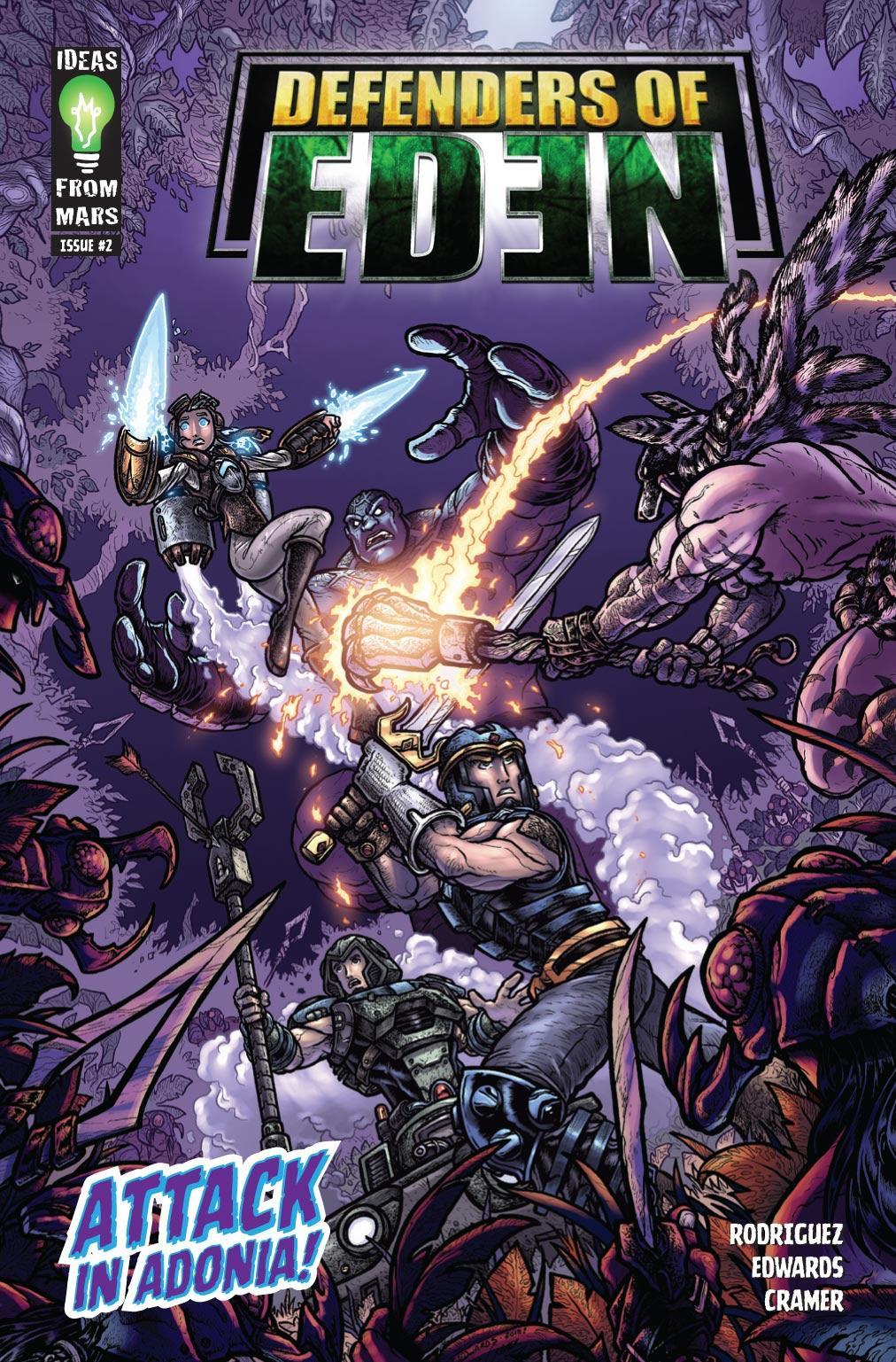 Defenders of Eden #2