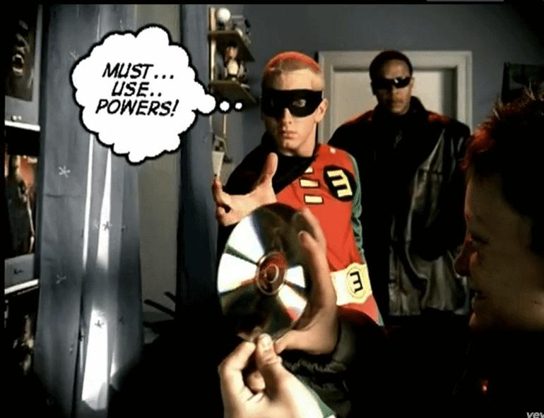 Eminem Robin