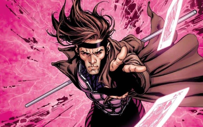X Men Gambit Marvel Games