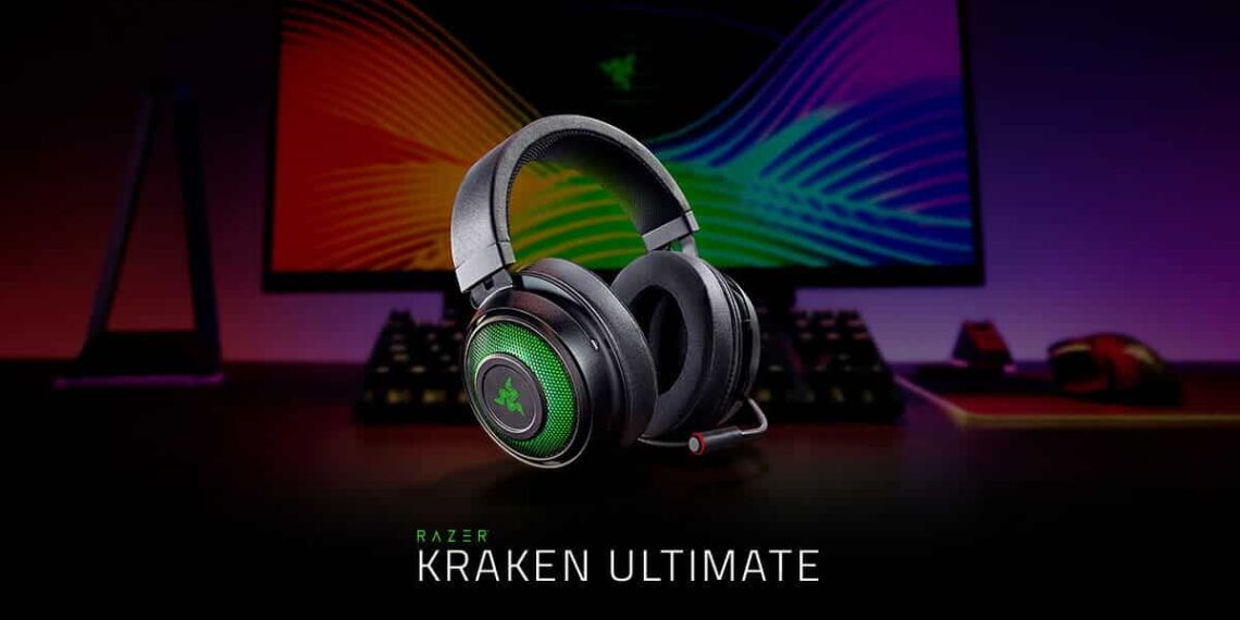 Razer Kraken Ultimate Headset Review – Solid Gaming Quality Audio