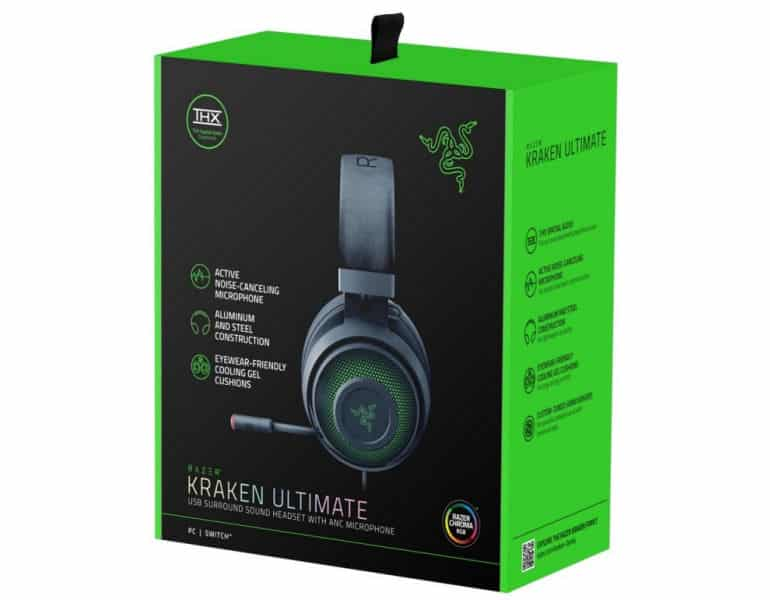 Razer Kraken Ultimate 05 Razer Kraken Ultimate Headset Review – Solid Gaming Quality Audio Tech