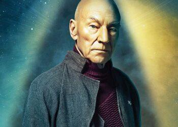 Star Trek Picard Emergence - A Sci-Fi Mystery Focused On Family TV Series