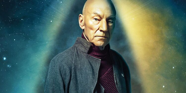 Star Trek Picard Picard - Star Trek's New Golden Age or More Franchise Fatigue? TV Series