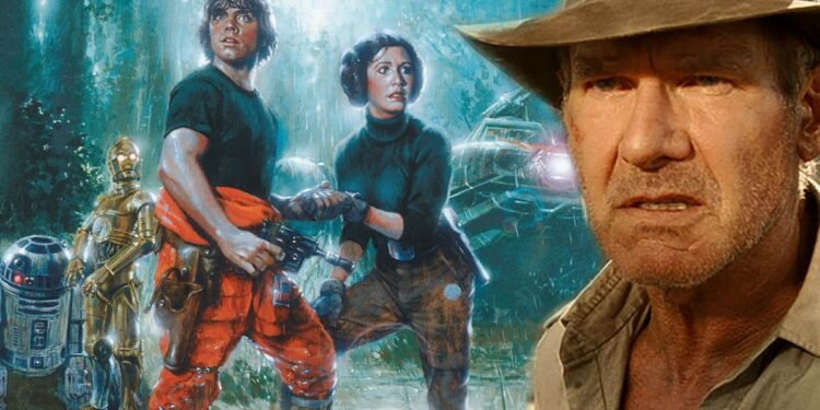 Star Wars Indiana Jones