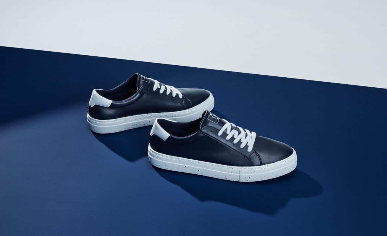 Tommy Hilfiger Creates New Apple Skin Fibre Sneakers