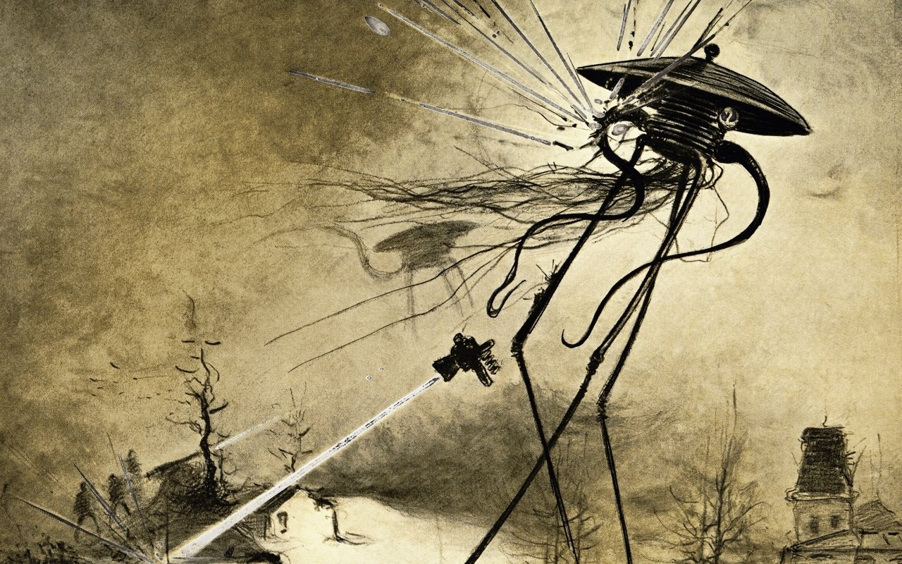 The War of the Worlds (1897)