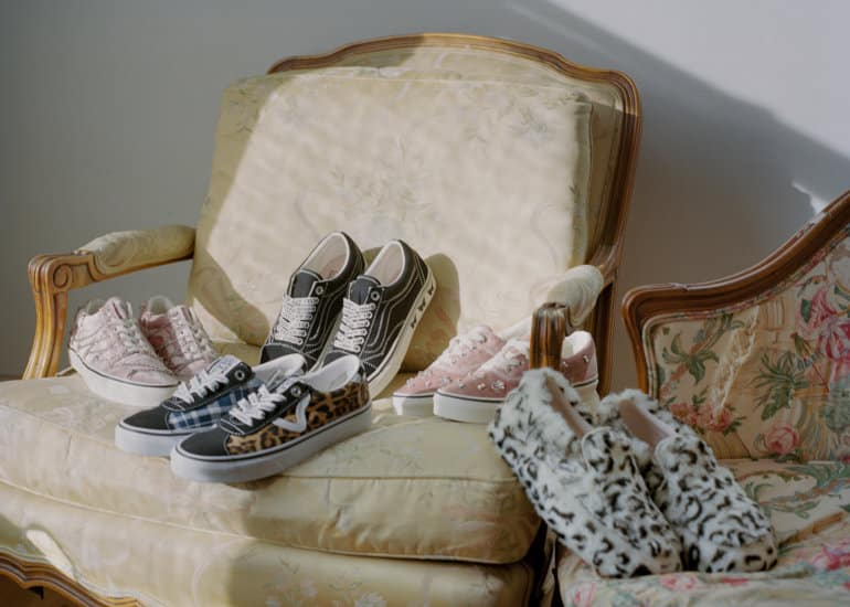 Vans Partners with Sandy Liang for First Collection