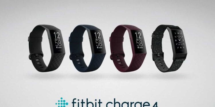 Fitbit Launches Latest Fitbit Charge 4 Fitness Tracker
