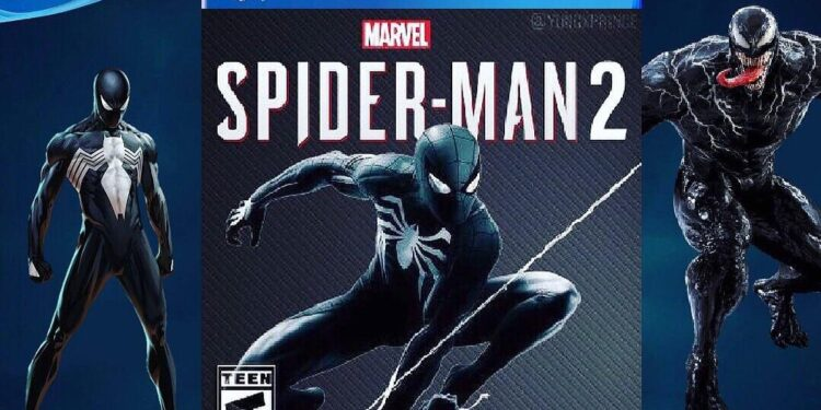 Marvel Spider Man 2 Venom PS5's Spider-Man 2 Should Allow You to Play as Venom Gaming