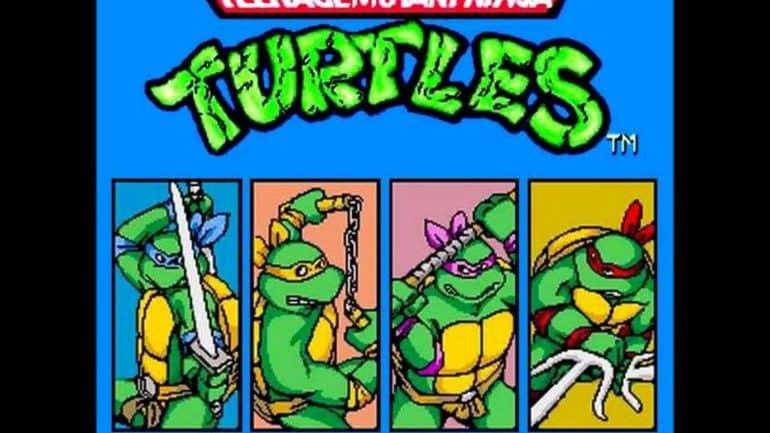Turtles 1989