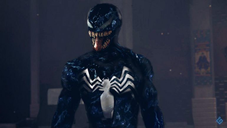 Venom Spider-Man PlayStation 5