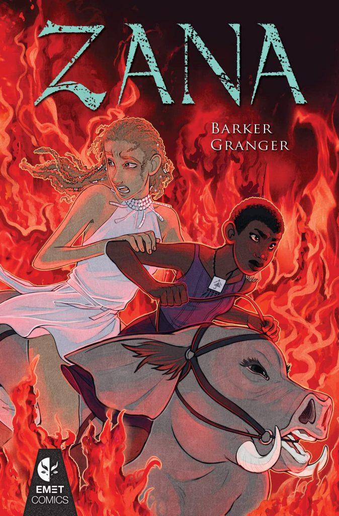 Zana Comics