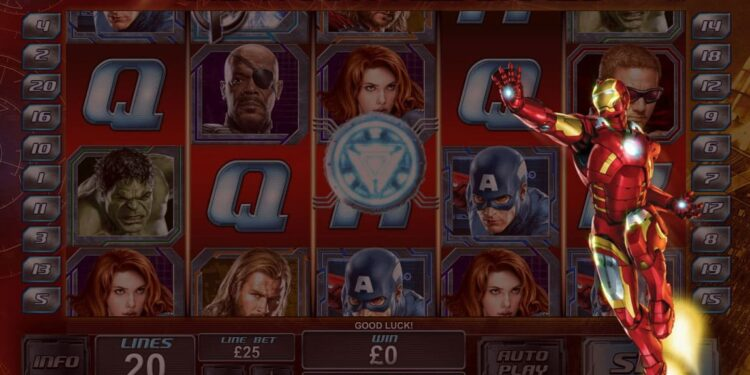 Avengers Gaming Slots Try These Slots Hacks to Win in 2020 Gaming