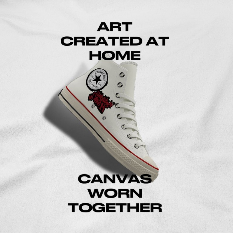 Converse Unity Campaign Launches its Sneaker Collection