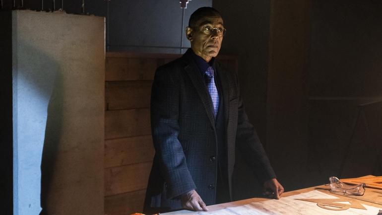 Giancarlo Esposito Professor X Charles Xavier X-Men