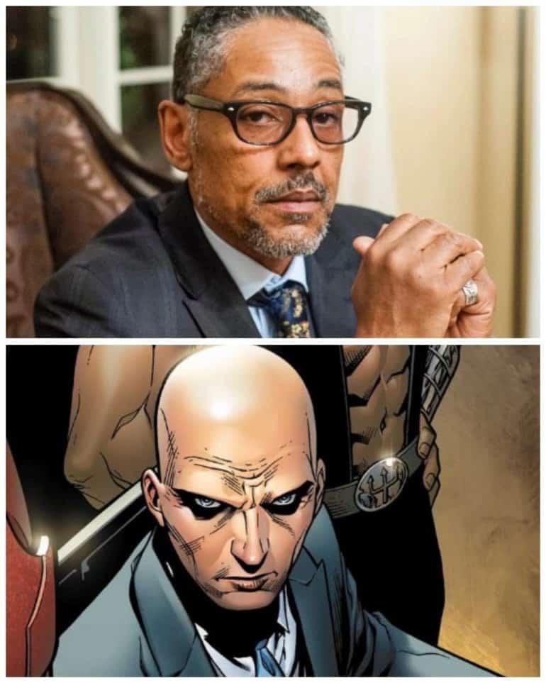 Giancarlo Esposito Professor X Charles Xavier X-Men MCU Marvel Film