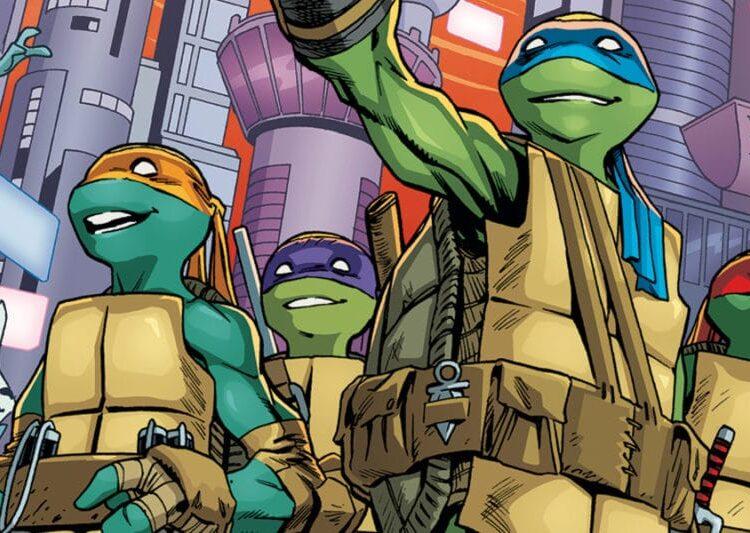 IDW's Teenage Mutant Ninja Turtles Is the Best Comic Book in the World