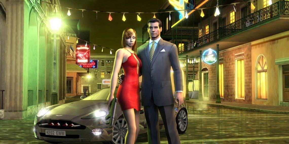 James Bond 007 video games gaming
