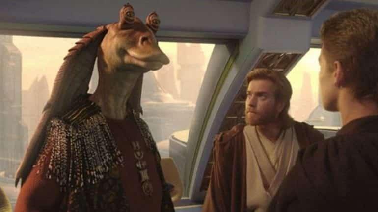 Jar Jar Obi Wan