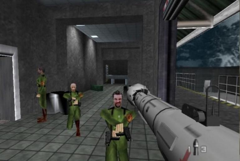 Nintendo 64's GoldenEye 007