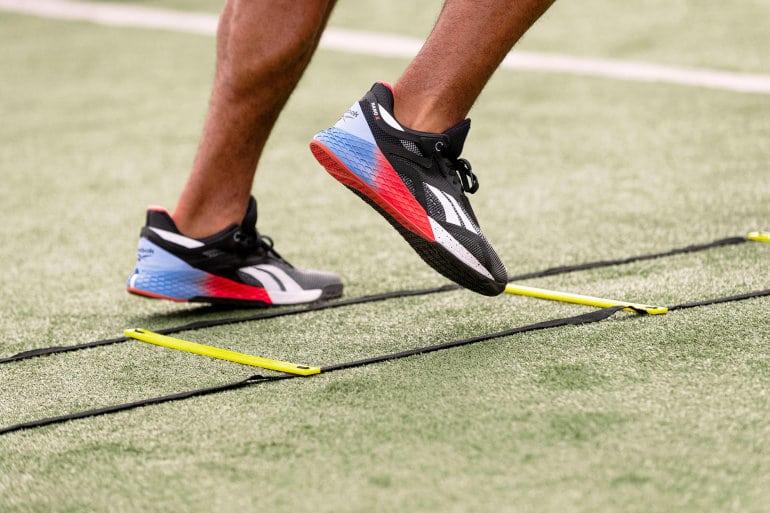 Reebok Nano X 01 Versatile Reebok Nano X Sneaker Delivers Unparalleled Stability Sneakers