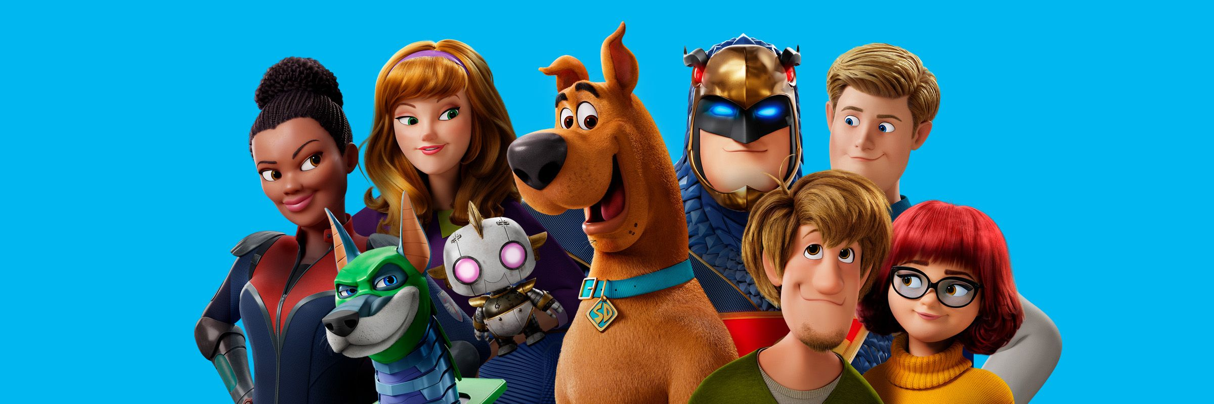 Zoiks! Scoob! Film Proves Scooby-Doo Has Really Gone To The Dogs