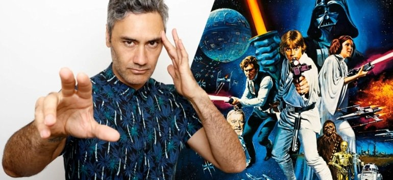 Tag And Bink Taika Waititi Star Wars