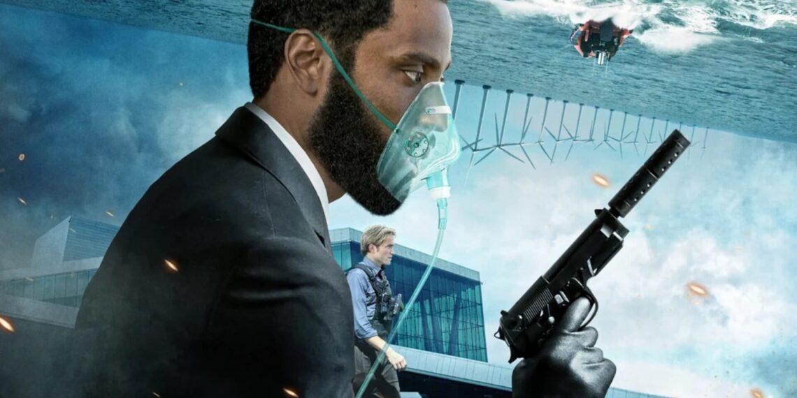 Tenet Christopher Nolan Fortnite