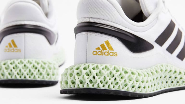 adidas 4D Run 03 New High-Performance Adidas 4D Run 1.0 Runner Sneaker Takes To The Street Sneakers