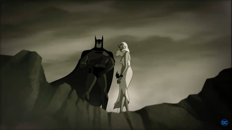 Bruce Timm's Batman: Soul Of The Dragon In Development For 2021