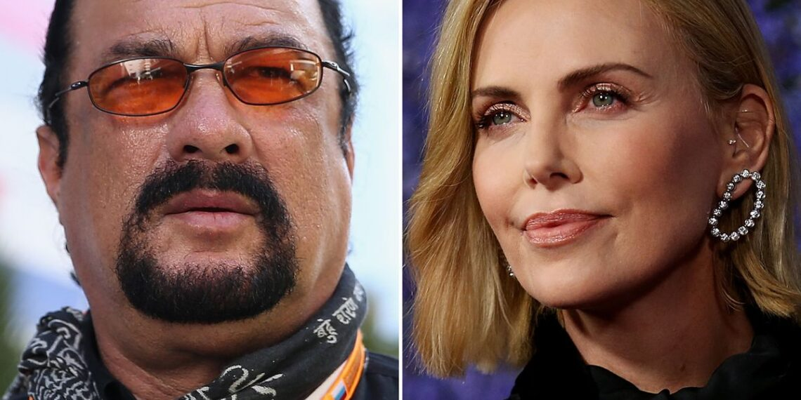 Charlize Theron Slams Steven Seagals Fight Sequences