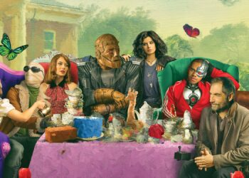 Doom Patrol Season 2 HBO