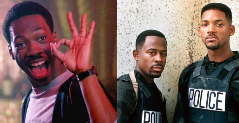 Is There A Bad Boys - Beverly Hills Cop Crossover In The Works