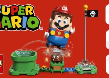 LEGO Super Mario Play Experience Full Range Revealed