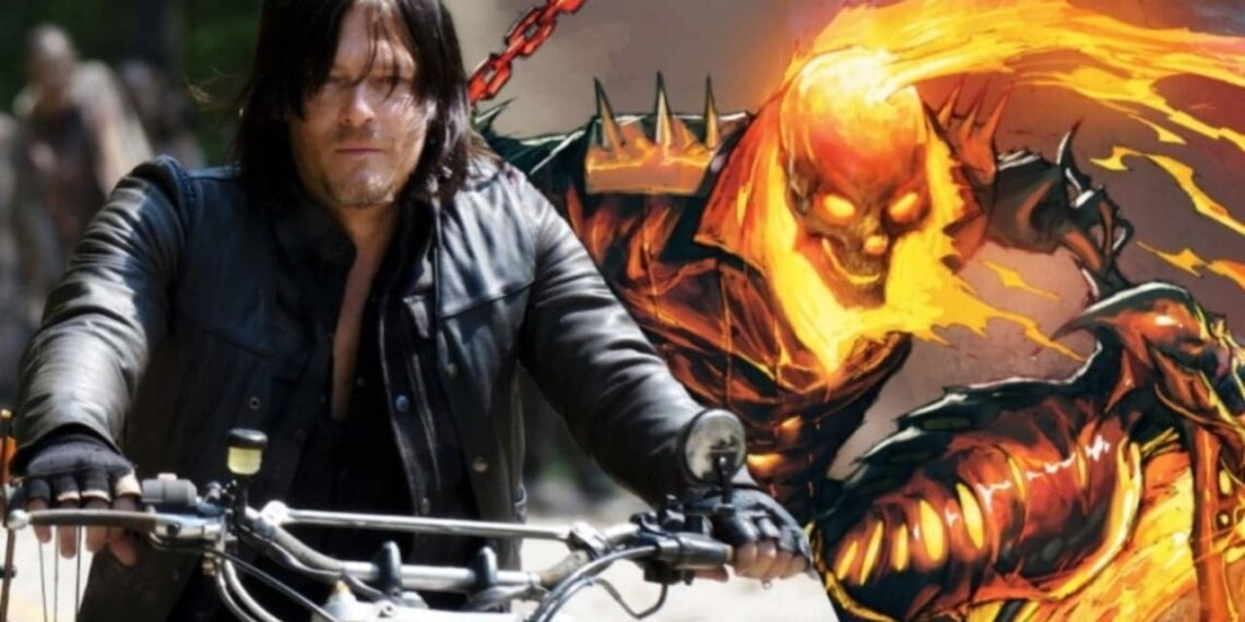 Norman Reedus Ghost Rider