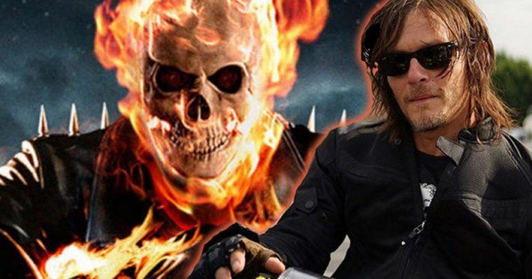 Norman Reedus Ghost Rider
