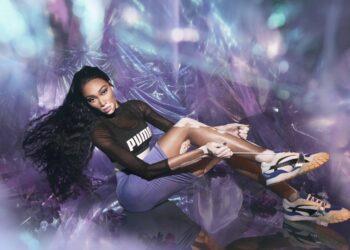 PUMA Kyron Drops with New Brand Ambassador Winnie Harlow