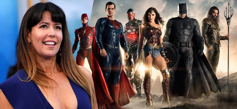 Patty Jenkins Marvel Justice League DC 1 Patty Jenkins Won't Work With Marvel & Explains Turning Down Justice League Movie Movies