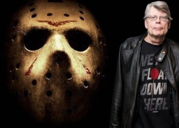Stephen King Jason Voorhees Friday-the-13th-book