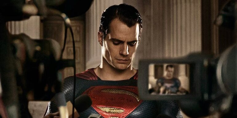 Superman Henry Cavill DCEU