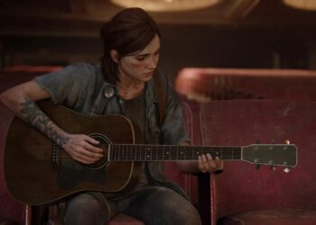 The Last of Us Part II Fans Are Playing Real Songs On The Virtual Guitar