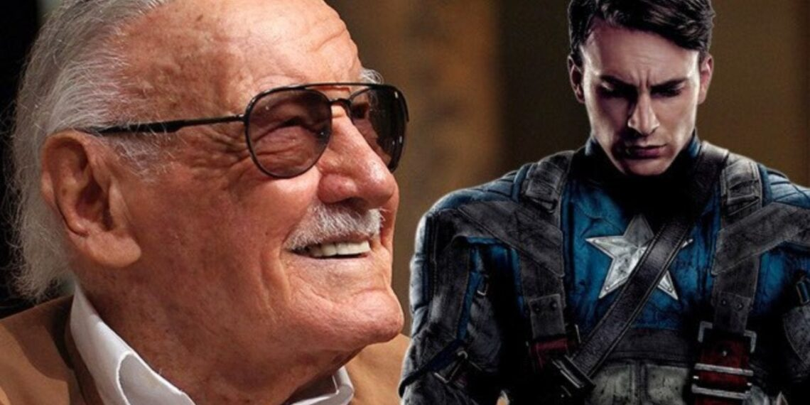 Was Stan Lee Actually Playing An Old Captain America In The MCU