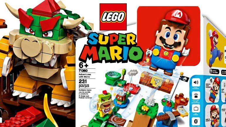 LEGO Super Mario Play Experience Full Range Revealed