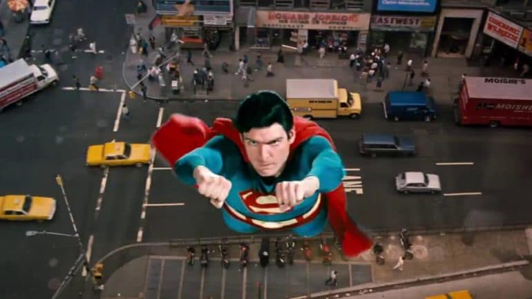 Superman IV Furie Cut